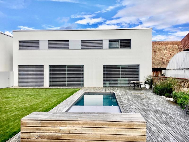 Maison passive Grand'rue à Horbourg-Wihr, 68